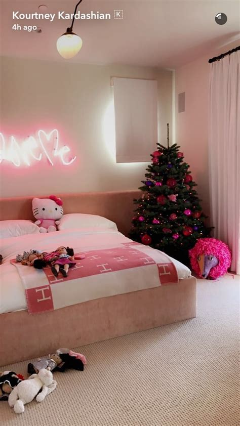 penelope disicks christmas bedroom popsugar home