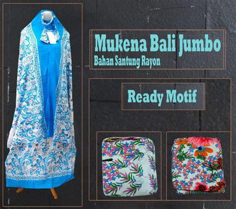 Pusat Grosir Mukena Murah Bali Dewasa Tosca grosir mukena bali jumbo murah 67ribuan