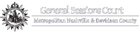 Davidson County Civil Court Records Division Ix Judge Lynda Jones General Sessions Court Of Metropolitan Nashville