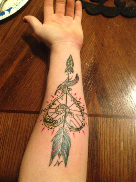 tattoo compass heart let your heart be your compass tattoos pinterest