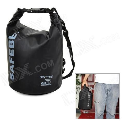 Mco7 Bag Waterproof Bag 5l 1 outdoor sports drifting waterproof bag black 5l free shipping dealextreme