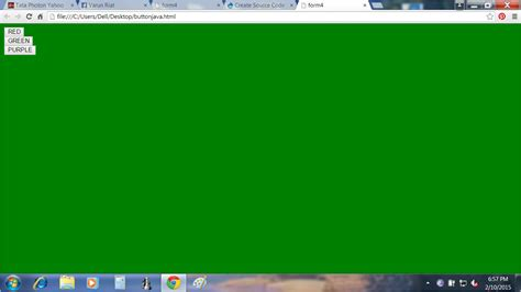 javascript change layout change background color using javascript free source