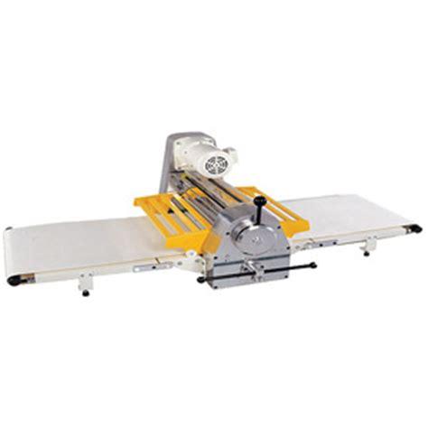 thunderbird table top dough sheeter tbd 500t demo as