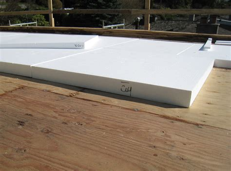 flat roof insulation cost