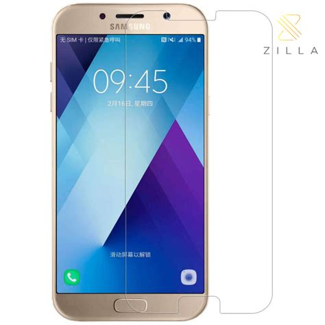 Tempered Glass A5 2017 Warna zilla 2 5d tempered glass curved edge 9h 0 26mm for