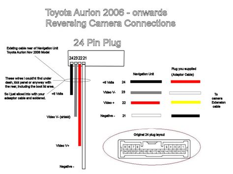 toyota backup wiring diagram 28 images backup page 6