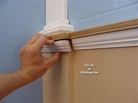 9 Wainscoting 109 Mdf Diy Bed Molding The Joy Of Moldings Com