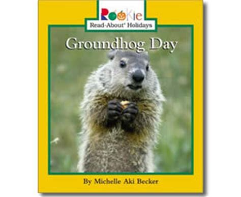 groundhug day books groundhogs day books groundhog day