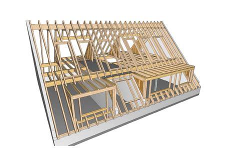 Dachstuhl Mit Gaube referenzen zu dachstuhl dachdeckerei und klempner in