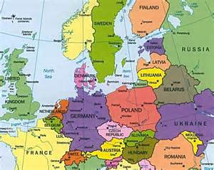 Map Of Europe Today by Today In Social Sciences October 2011