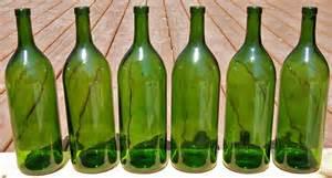 large magnum 1 5l empty glass wine bottles color of your