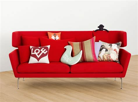 red couch with pillows beautiful modern style sofas