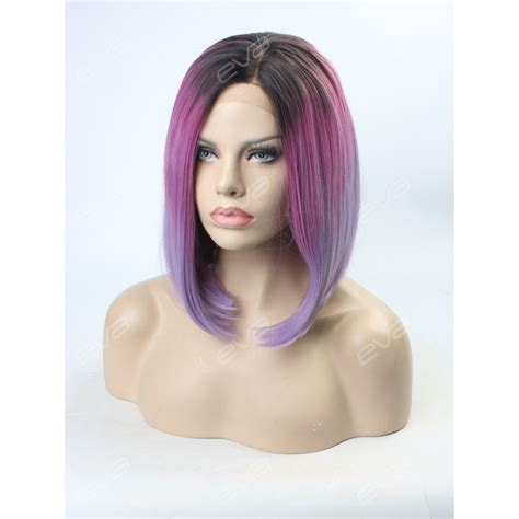 trendy colors 2017 3 colors trendy synthetic synthetic lace front wig