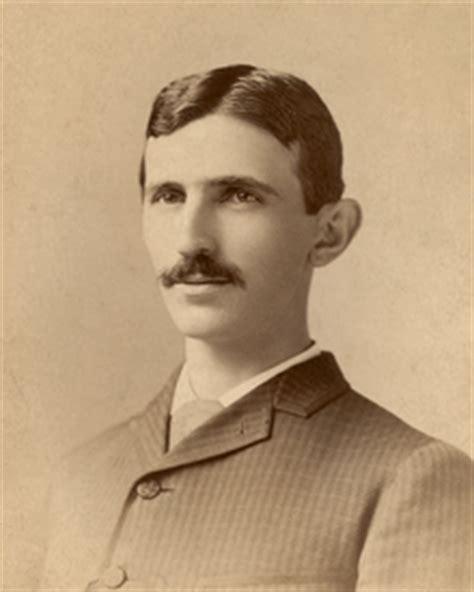 Tesla Nicolas Nikola Tesla