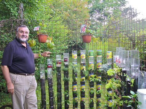 Bottle Vertical Garden Pin By Midge Mezzina On Planting