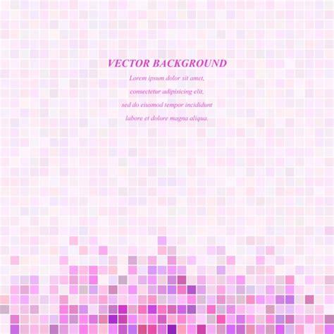 pink modern background  squares vector