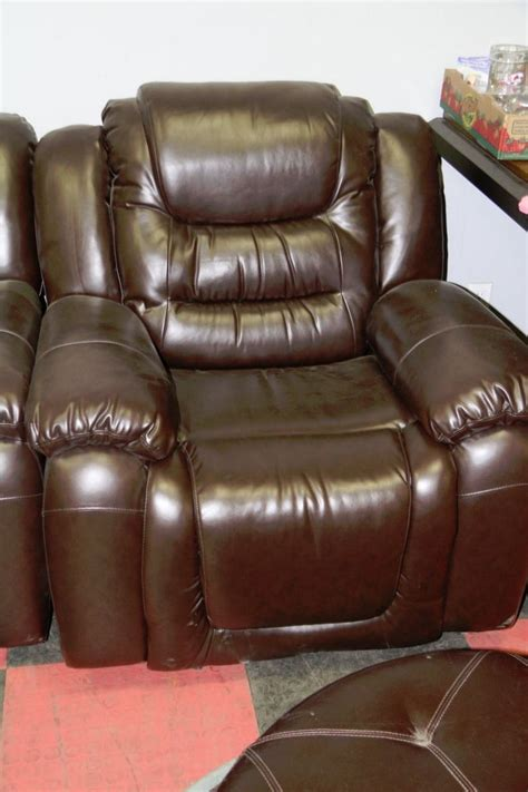 chocolate brown leather reclining sofa new chocolate brown leather reclining sofa with kastner