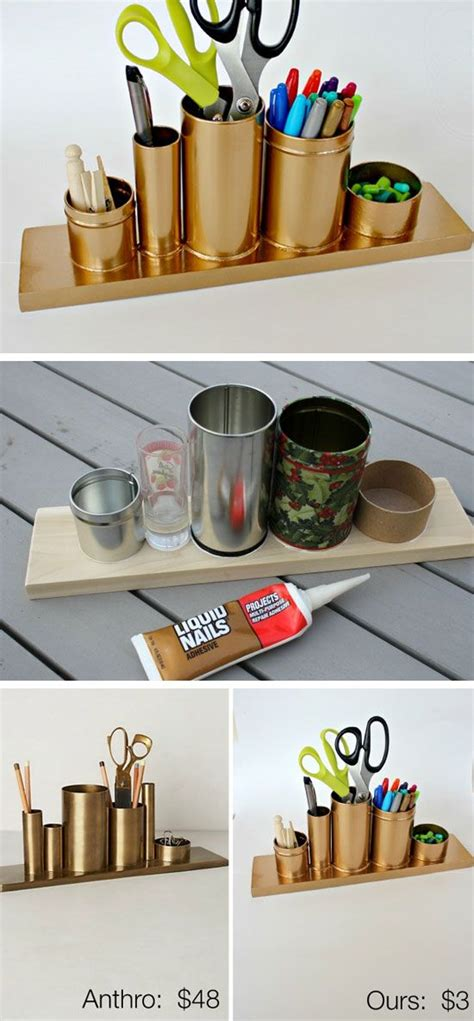 diy small desk ideas best 25 desk organization tips ideas on diy