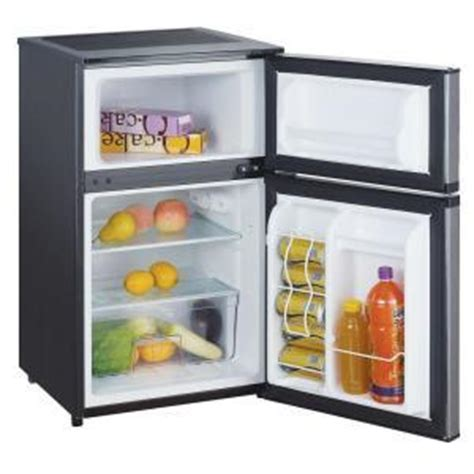 magic chef 3 1 cu ft mini refrigerator from home depot