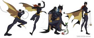Young justice favourites by xelwing on deviantart