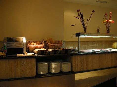 dining room self service buffet style picture of hotel