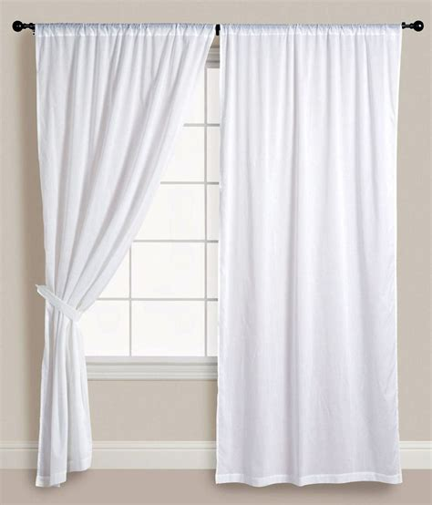 curtain smart smart home 100 cotton door curtain buy smart home 100