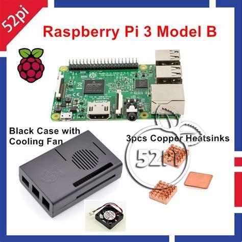 Raspberry Pi 3 Model B Original Made In Uk aliexpress buy 2016 new arrival original uk made raspberry pi 3 model b starter kit with