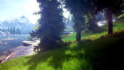 skyrim ultra graphics mod skyrim ultra realistic graphics 170 mods 1080p 60fps