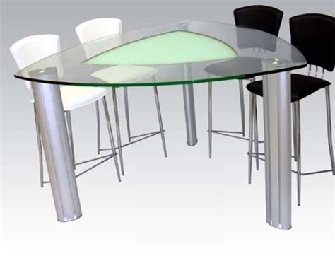 triangle shape counter height table d 876 triangle bar height table 187 triangle shape counter height