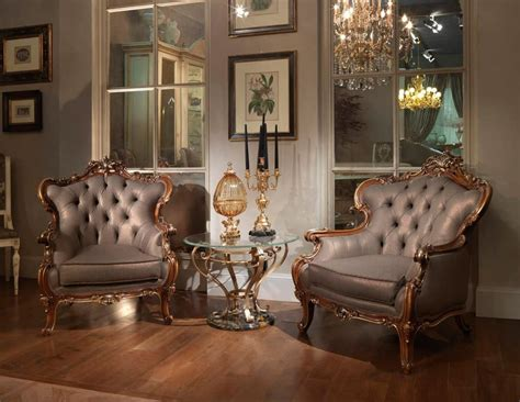classic armchair styles carved armchair in classic luxury style idfdesign