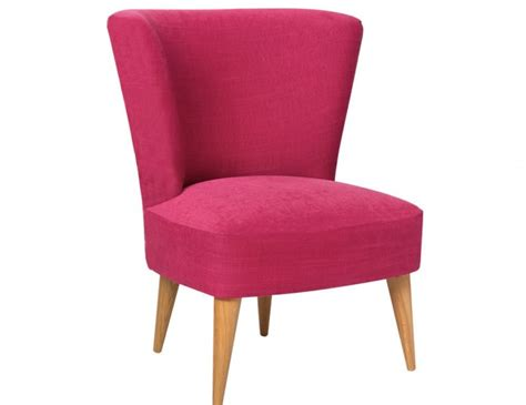 hepburn retro bedroom chair more than 20 fabric colours