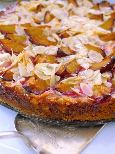 laktosefreie kuchen rezepte zwetschgenkuchen mit mandeln laktosefrei laktosefreie