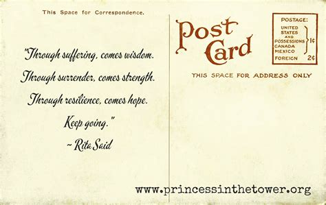 Postcard Quotes quotes about and healing quotesgram