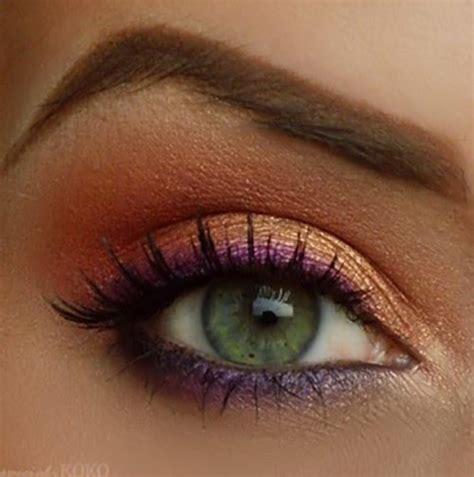 designboom pink eye gold eye makeup looks mugeek vidalondon