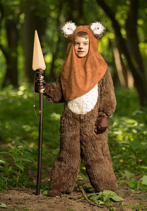 ewok costume for image gallery ewok costume