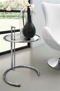 Eileen Gray Side Table Eileen Clear Glass Gray Side Table From Zuo Mod 401138 Coleman Furniture