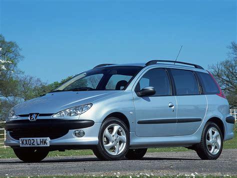 peugeot automatic cars peugeot 206 sw specs 2002 2003 2004 2005 2006 2007