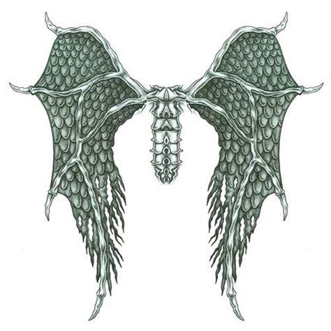 demon wings tattoo wings www pixshark images