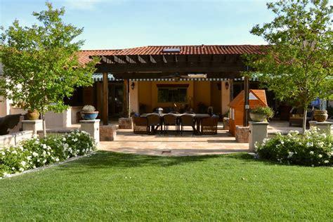 desert landscaping ideas Landscape Mediterranean with