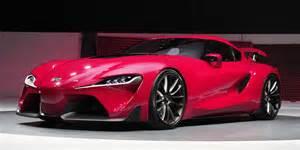 new toyota sports cars トヨタが ft 1 を発表 新型スーパーカーの試作車