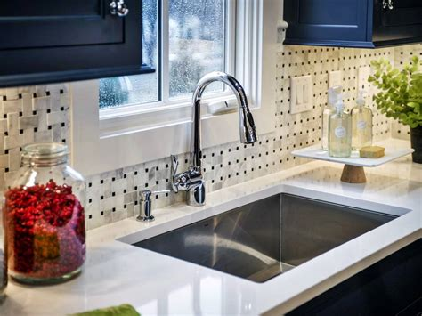 cheap backsplash ideas for the kitchen cheap backsplash ideas for the kitchen inexpensive kitchen backsplash ideas pictures from hgtv
