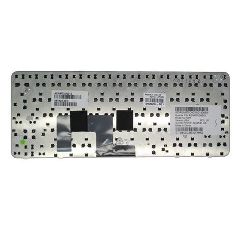 Keybord Hp Mini 210 Series keyboard hp mini 210 series netbook black jakartanotebook