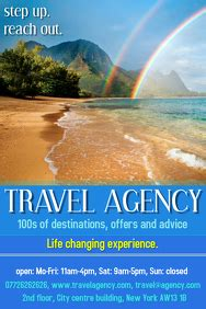 travel agent job information  mg