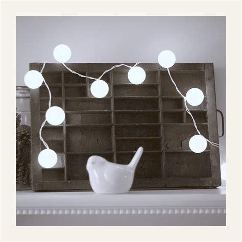 ping pong ball holiday lights mom projects