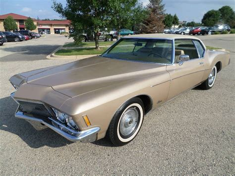 1971 buick riviera for sale