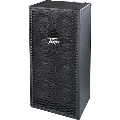 Peavey Speaker Cabinet by Peavey 810 Tvx Bass Speaker Cabinet Musician S Friend