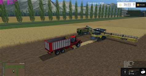 Tp Big canadian prairies map with soilmod 187 gamesmods net fs17 cnc fs15 ets 2 mods