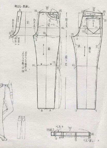 pattern drafting picasa web 873 best sewing pants patterns tutorials images on