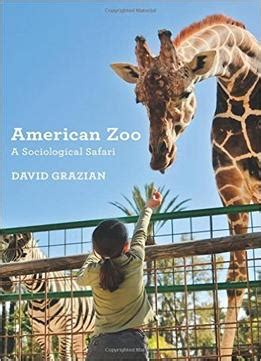 american zoo a sociological safari pdf