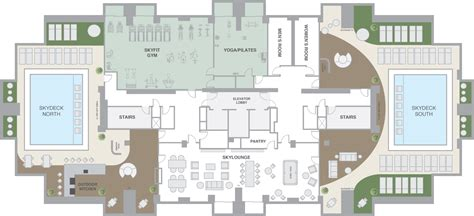 High Rise Building Floor Plan by Luxury High Rise Apartments In Atlanta Buckhead Skyhouse